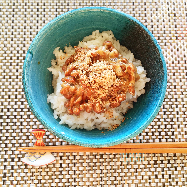Natto, Rice, Health, Probiotic