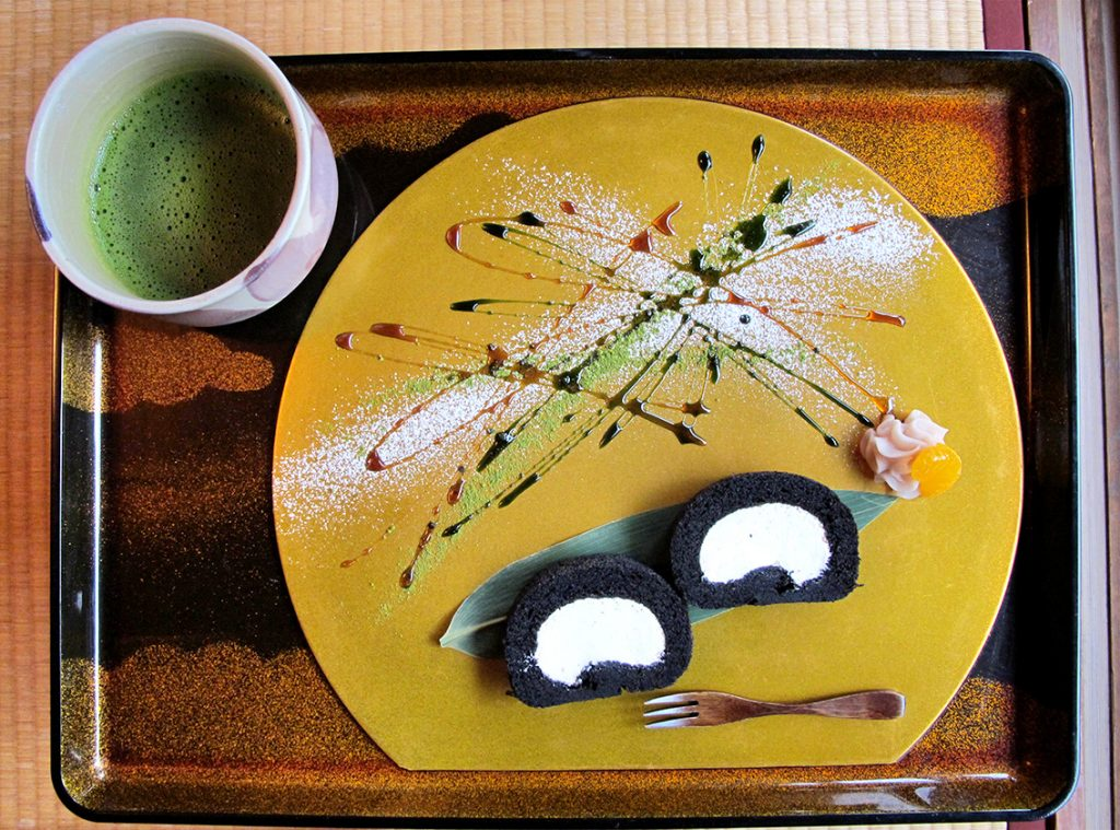 #washoku, washoku lovers, ki-yan, ki-yan's kyoto food & art, sydney food blog, japan, japanese restaurant, sweets, wagashi, ex cafe, arashiyama, japanese art, japanese culture, japanese cuisine, kyoto, kyoto restaurant, cake, matcha