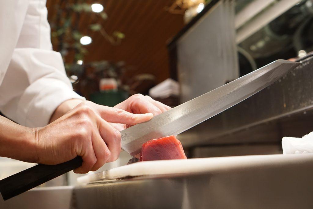 Sashimi Chef Oe Masuya
