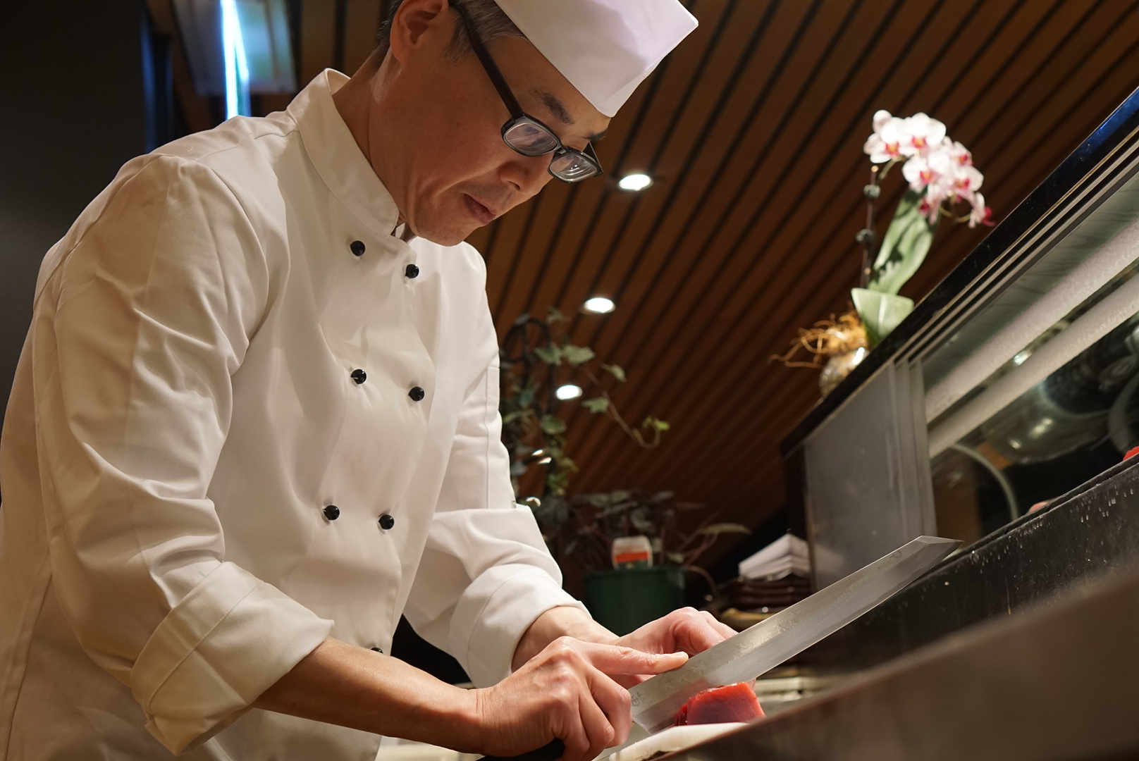 Chef Oe -Masuya